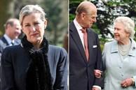 """Con dâu xúc động chia sẻ về giây phút Hoàng thân Philip trút hơi thở cuối cùng, Nữ hoàng Anh lần đầu thừa nhận nỗi đau mất đi """"bạn đời 73 năm"""""""