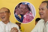Bầu Đức 'troll' chủ tịch Than Quảng Ninh khi thua đậm Hà Nội FC: 'Thua mà cười toe toét đây này'