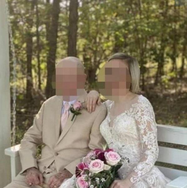 Làm việc tại viện dưỡng lão, cô gái 19 tuổi cưới luôn cụ ông U90 làm chồng còn khoe rình rang trên MXH, âm mưu bại lộ khiến mọi người sốc nặng-1