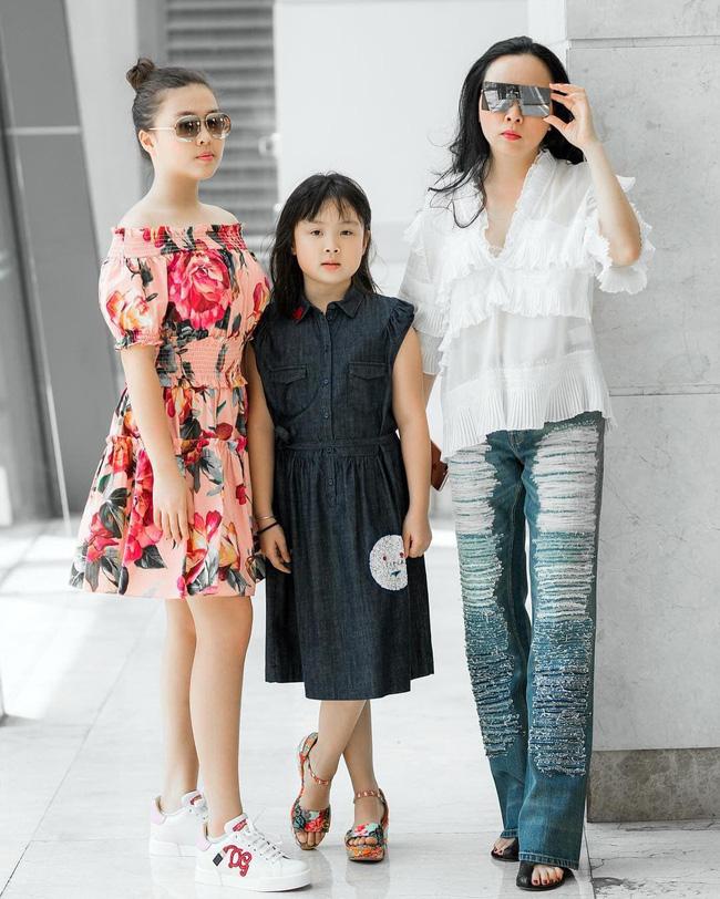 Phượng Chanel tiết lộ về hai con gái, thừa nhận có số bị nổi tiếng-4