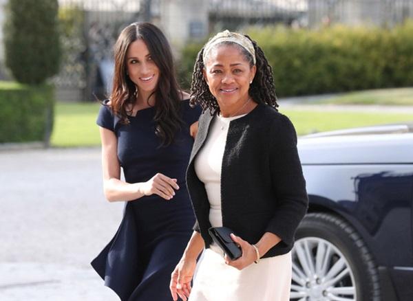Không phải chuyện mang thai, bạn thân Meghan Markle tiết lộ lý do thực sự khiến cô không về chịu tang Hoàng tế Philip gây phẫn nộ-2