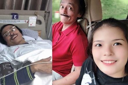Con gái NS Giang Còi: Hằng ngày xoa bóp khối u ở cổ, mới biết ba đau đớn thế nào