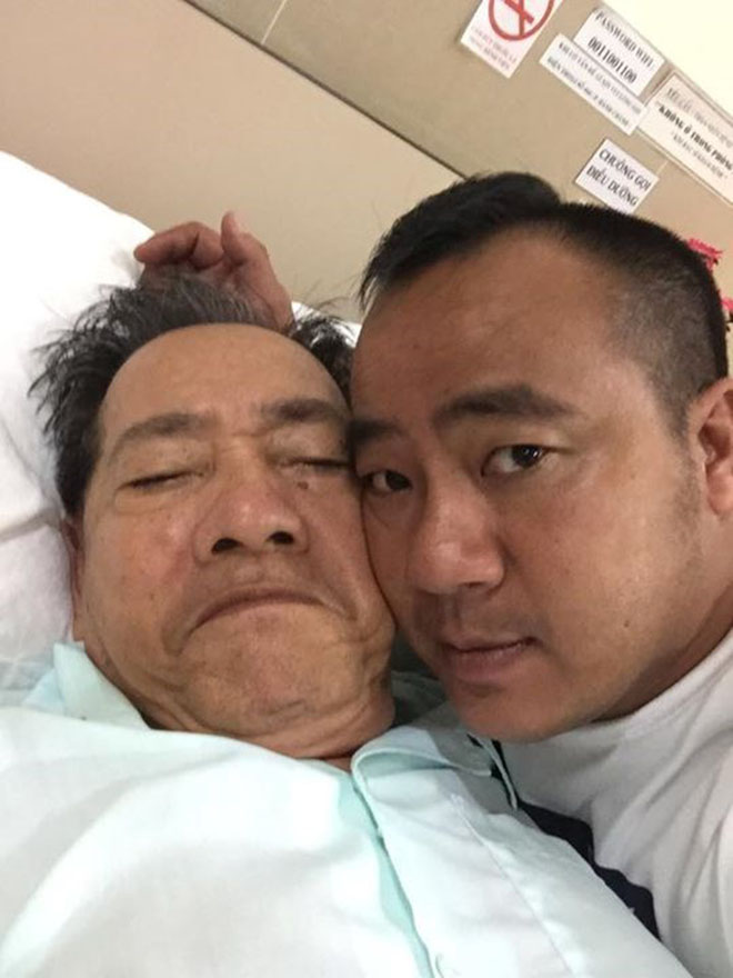 Xót xa ngày tháng cuối đời của bố ruột diễn viên Hiếu Hiền-4