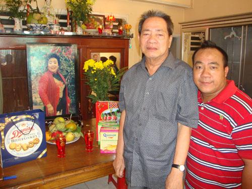 Xót xa ngày tháng cuối đời của bố ruột diễn viên Hiếu Hiền-2