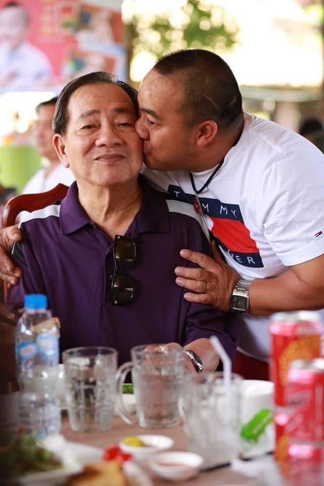 Xót xa ngày tháng cuối đời của bố ruột diễn viên Hiếu Hiền-1