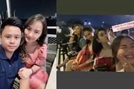 Phu nhân Tổng giám đốc Phan Thành đi chơi 'mảnh' với hội chị em nhưng vòng tay sao cứ che bụng thế kia!