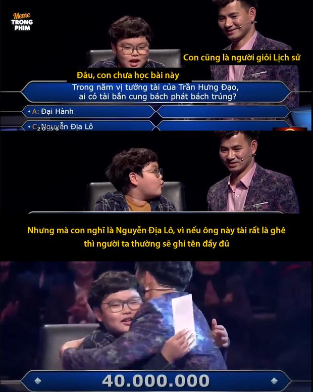 Đóng giả phóng viên VTV, Bi Béo nhà Xuân Bắc khiến bố đứng hình trước loạt câu hỏi khó nhằn-3