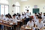 Toàn bộ học sinh lớp 12 phải làm bài thi khảo sát vào ngày 11 và 12/5
