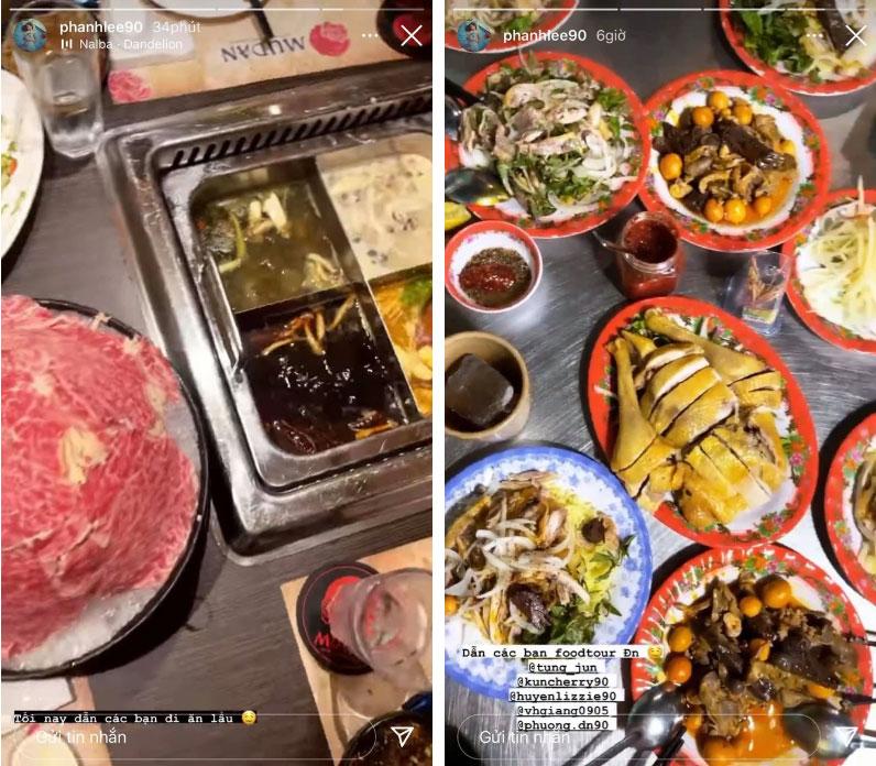 Ai cũng ước có một người bạn lấy chồng giàu như Phanh Lee: Ăn món ngon, ở resort đẹp đều gọi hội chị em đến hưởng thụ cùng-5