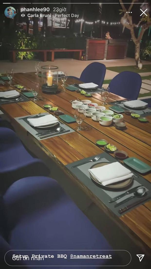 Ai cũng ước có một người bạn lấy chồng giàu như Phanh Lee: Ăn món ngon, ở resort đẹp đều gọi hội chị em đến hưởng thụ cùng-2