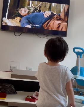 Quách Ngọc Ngoan tiết lộ sở thích chuẩn con nhà nòi cực đáng yêu của con gáichung với Phượng Chanel-4