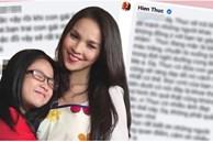 Hiền Thục - bà mẹ gây tranh cãi nhất showbiz Việt: Bị anti chỉ trích dạy hư con và lời đáp trả khiến đối phương cứng họng