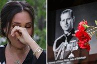 Khung cảnh hiện tại của Vương quốc Anh sau sự ra đi của Hoàng tế Philip khiến vợ chồng Harry phải thừa nhận họ đã thua trong cuộc chiến này rồi