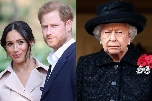 Drama Meghan không về chịu tang Hoàng tế Philip: Nữ hoàng Anh bị lôi vào cuộc, Harry có động thái mới-1