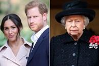 'Drama' Meghan không về chịu tang Hoàng tế Philip: Nữ hoàng Anh bị lôi vào cuộc, Harry có động thái mới