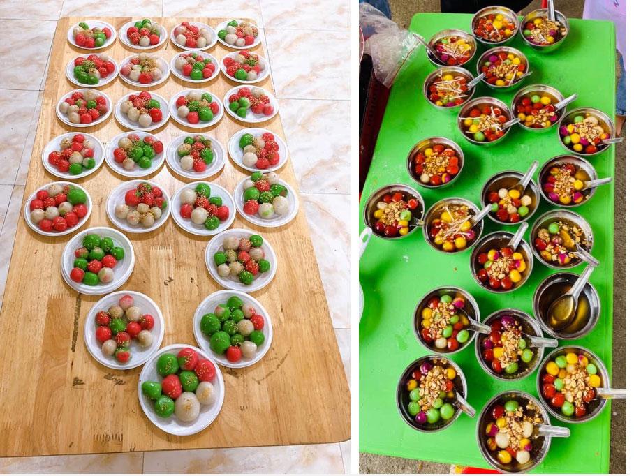 Đại hội nặn bánh trôi của dân mạng nhân dịp Tết Hàn thực: Tác phẩm nào cũng đẹp xuất sắc, ai khéo tay lắm mới làm được!-4
