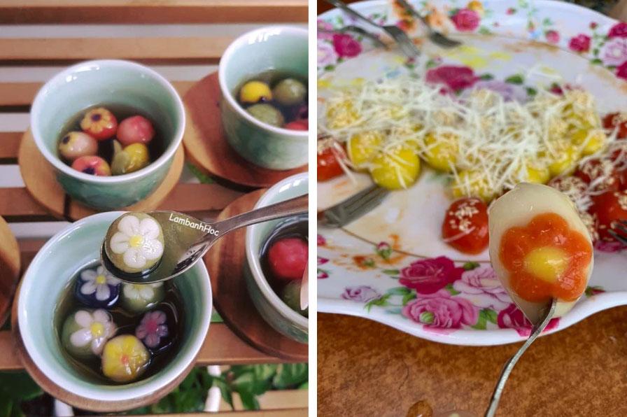 Đại hội nặn bánh trôi của dân mạng nhân dịp Tết Hàn thực: Tác phẩm nào cũng đẹp xuất sắc, ai khéo tay lắm mới làm được!-7