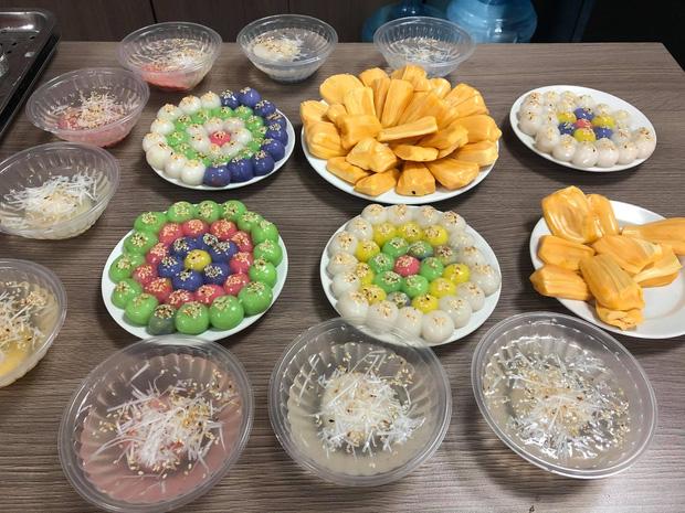 Đại hội nặn bánh trôi của dân mạng nhân dịp Tết Hàn thực: Tác phẩm nào cũng đẹp xuất sắc, ai khéo tay lắm mới làm được!-2