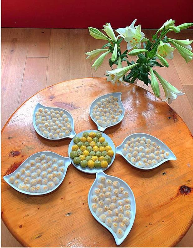 Đại hội nặn bánh trôi của dân mạng nhân dịp Tết Hàn thực: Tác phẩm nào cũng đẹp xuất sắc, ai khéo tay lắm mới làm được!-3