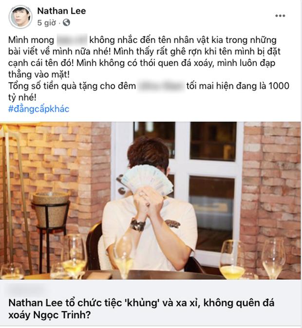 Nathan Lee có ghét Ngọc Trinh không? Chính chủ bức xúc ra mặt và trả lời căng đét khi bị hỏi về nữ hoàng nội y-1