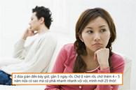 """Yêu 8 năm vẫn chưa muốn cưới, cô gái 25 tuổi còn trách bạn trai không nghĩ cho cảm xúc của mình: """"Chờ 8 năm rồi, chờ thêm 4 – 5 năm nữa có sao..."""""""
