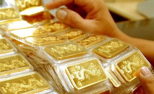Giá vàng hôm nay 15/4: Biến động mạnh theo tăng giảm USD-1