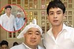 Hồ Quang Hiếu tươi cười trong đám tang bố Hiếu Hiền bị chỉ trích dữ dội