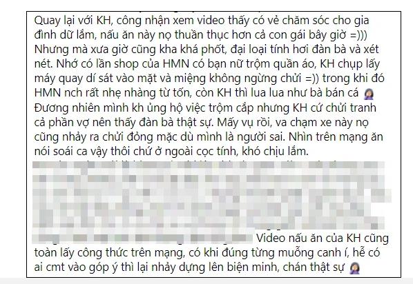 Hot dad Kiên Hoàng tiếp tục bị dân mạng bóc phốt, tố nhân cách giả tạo?-3