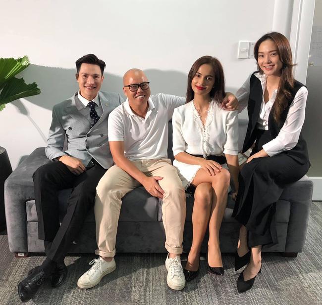 Xem Minh Hằng nhá hàng tạo hình trong phim mới mà phải công nhận: Đây chính là nàng công sở mặc đẹp top đầu màn ảnh Việt-5