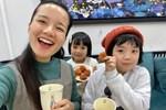 Hot mom Minh Trang khổ tâm kể chuyện 4 nhóc tì nghịch phá trong WC, nhưng nghe câu chốt ai cũng cười ngặt nghẽo