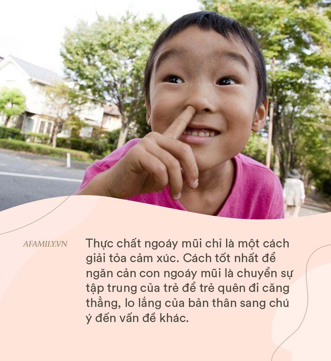 Bé gái thường xuyên ngoáy mũi, cha mẹ để mặc không ngăn cản, đến tuổi đi học mới hối hận thì đã muộn-3