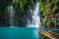 Thành phố có 23 thác nước ở Philippines