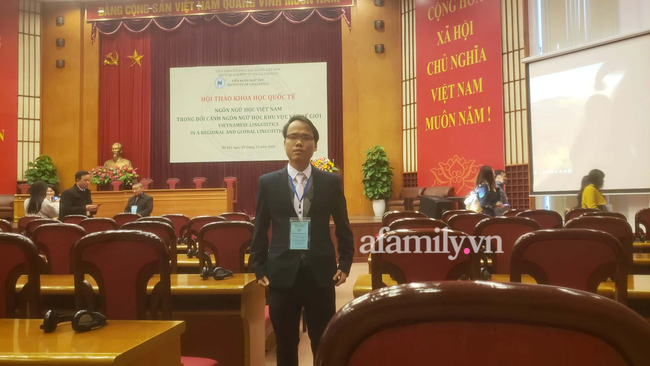 Tác giả Chữ Việt Nam song song 4.0: Dự định in sách và vận động dạy chữ mới ở trường THPT và đại học, sẽ dạy chữ mới cho các con khi đủ tuổi-1