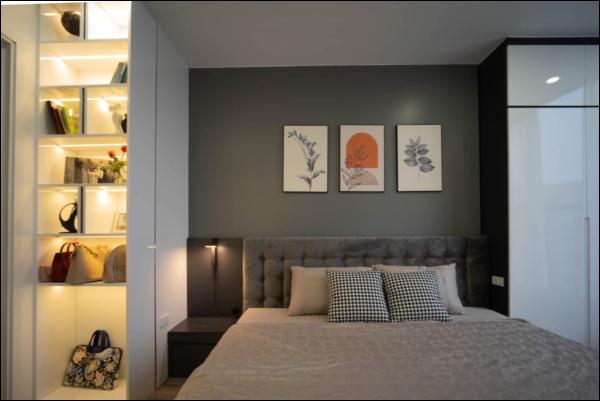 Từ căn hộ thô 83m2, cặp đôi Hà Nội dồn hết tình yêu, tâm huyết thiết kế không gian sống đúng sở thíchđẹp lung linh-10