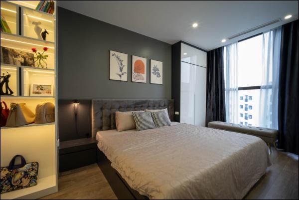 Từ căn hộ thô 83m2, cặp đôi Hà Nội dồn hết tình yêu, tâm huyết thiết kế không gian sống đúng sở thíchđẹp lung linh-11