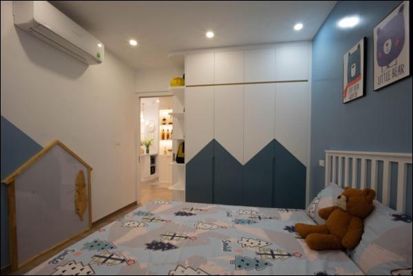 Từ căn hộ thô 83m2, cặp đôi Hà Nội dồn hết tình yêu, tâm huyết thiết kế không gian sống đúng sở thíchđẹp lung linh-13