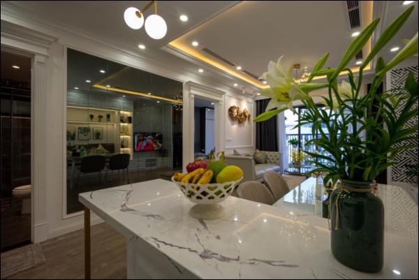 Từ căn hộ thô 83m2, cặp đôi Hà Nội dồn hết tình yêu, tâm huyết thiết kế không gian sống đúng sở thíchđẹp lung linh-8