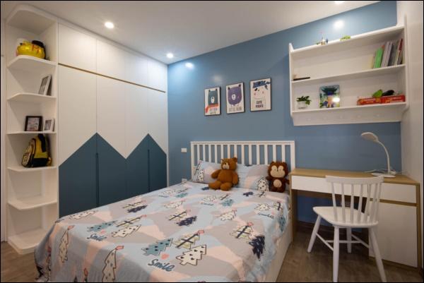 Từ căn hộ thô 83m2, cặp đôi Hà Nội dồn hết tình yêu, tâm huyết thiết kế không gian sống đúng sở thíchđẹp lung linh-14