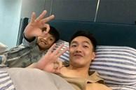 Cường Đô La chia sẻ clip Subeo làm văn miêu tả về ba: 'Nghe mà mát lòng mát dạ'