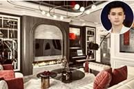 Không gian nhà sang trọng của ca sĩ Hà Anh - bạn trai Dương Hoàng Yến