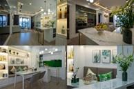 Từ căn hộ thô 83m2, cặp đôi Hà Nội dồn hết tình yêu, tâm huyết thiết kế không gian sống đúng sở thíchđẹp lung linh