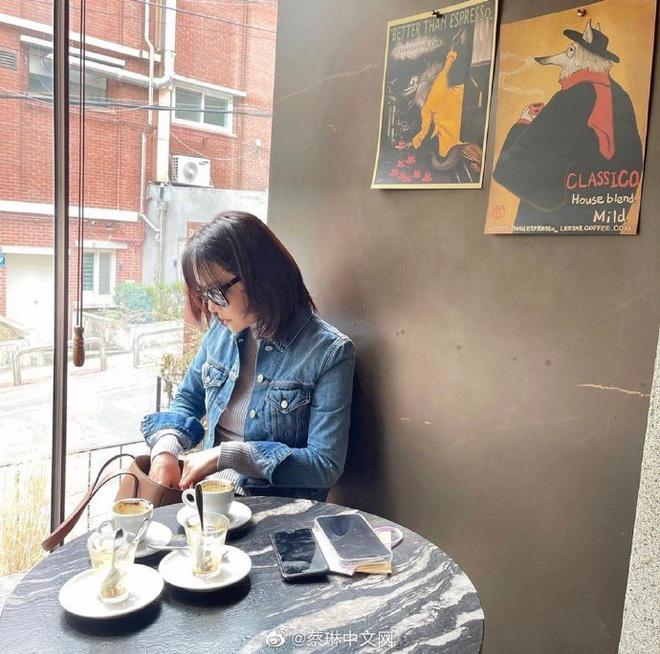 Nữ thần Chae Rim ở tuổi 42: Bỏ chồng về Hàn, một mình nuôi con, giã từ showbiz để kinh doanh-21