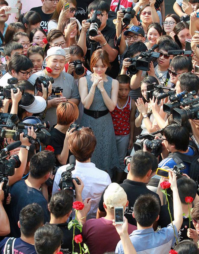 Nữ thần Chae Rim ở tuổi 42: Bỏ chồng về Hàn, một mình nuôi con, giã từ showbiz để kinh doanh-8