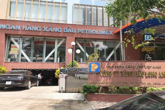 Giám đốc Công ty Xăng dầu Long An bị bắt-1