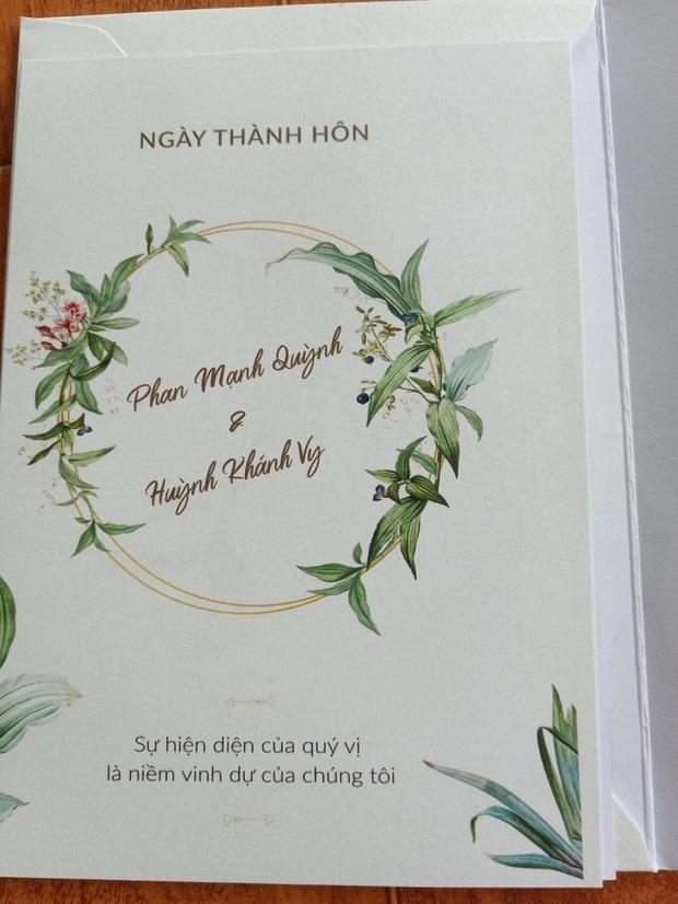 Lộ thiệp mời và hình ảnh lễ đường trước thềm hôn lễ của Phan Mạnh Quỳnh tại Nghệ An, nhìn qua đã biết là hoành tráng không vừa-1