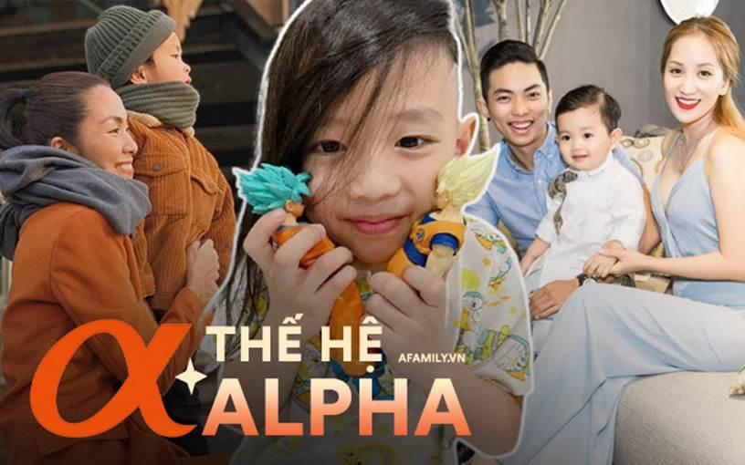 Điểm danh 5 Alpha kid chuẩn bị vào lớp 1 năm nay: Con Tăng Thanh Hà ngày nào còn lẫm chẫm, giờ đã sắp sửa cắp sách đến trường-1