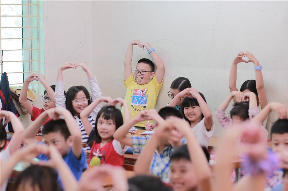Tiết học ngoại khóa học mà chơi - ươm mầm nhận thức của trẻ về vấn đề bạo hành trong xã hội-2