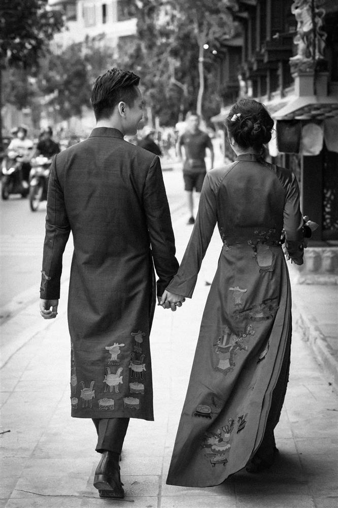 MC Hạnh Phúc VTV lần đầu đăng ảnh cưới sau hơn một năm kết hôn-3