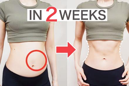 11 phút mỗi ngày để sau 2 tuần bụng lên cơ 11: 10 động tác này chỉ cần tập ở nhà cũng hiệu quả 100%