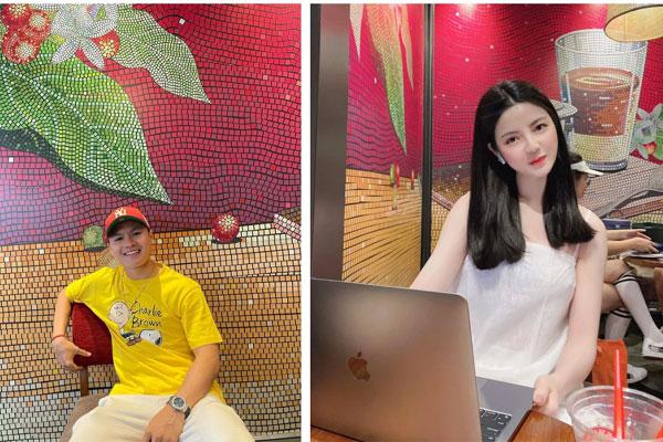 Lộ hint hẹn hò của Quang Hải và bạn gái hơn 3 tuổi: Check-in chung chỗ, đằng gái còn viết caption thả thính rợp trời-1